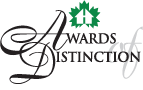 Ontario Awards of Distinction Winner