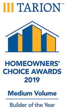Tarion Homeowners Choice Awards