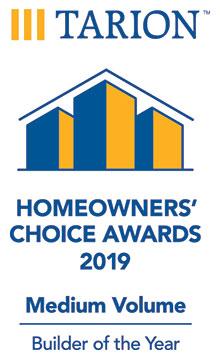 Tarion Homeowners Choice Awards